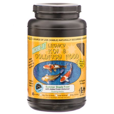 Microbe-Lift Microbe-Lift Legacy Koi & Goldfish Summer Staple Food