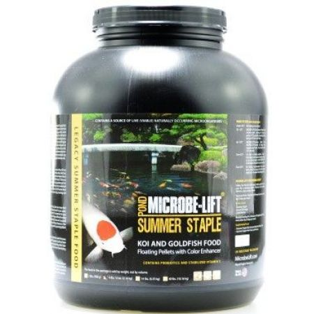 Microbe-Lift Legacy Koi & Goldfish Summer Staple Food