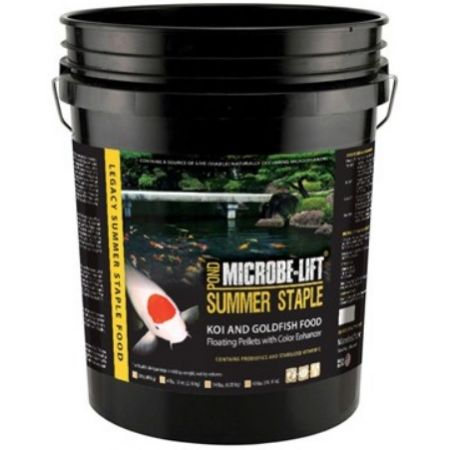 Microbe-Lift Legacy Koi & Goldfish Summer Staple Food alternate view 2