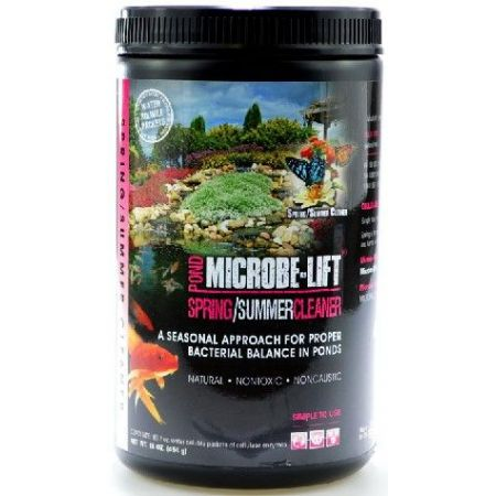 Microbe-Lift Microbe-Lift Spring & Summer Cleaner for Ponds