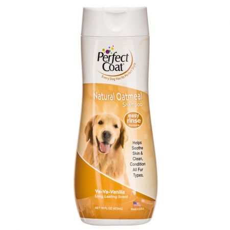 Perfect Coat Perfect Coat Natural Oatmeal Shampoo