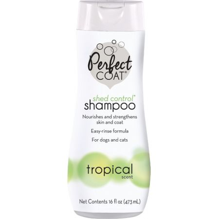 Perfect Coat Perfect Coat Shed Control Shampoo - Tropical Mist