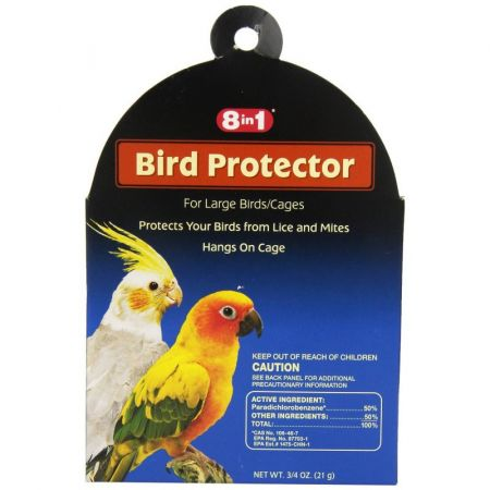 Ecotrition Ecotrition Pet Products Bird Cage Protector