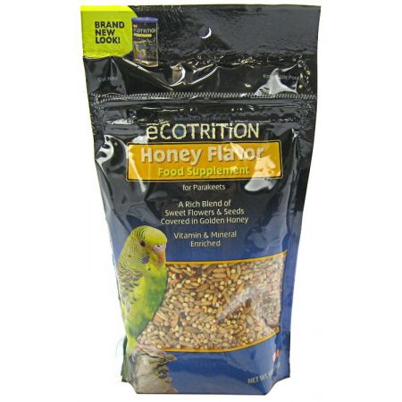 Ecotrition Ecotrition Honey Flavor Variety Blend for Parakeets