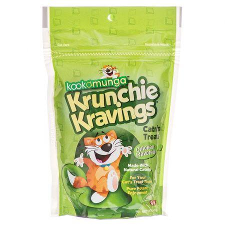 Kookamunga Kookamunga Crunchie Kravings Catnip Treats