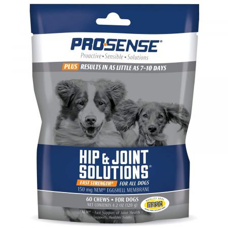 Pro-Sense Pro-Sense Plus Fast Strength Hip & Joint Solutions for Dogs