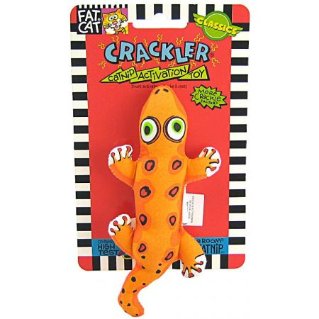 Fat Cat Fat Cat Kitty Hoots Crackler Cat Toy - Assorted