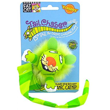 Fat Cat Fat Cat Kitty Hoots Tail Chaser - Assorted