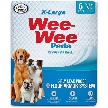 Four Paws Four Paws X-Large Wee Wee Pads