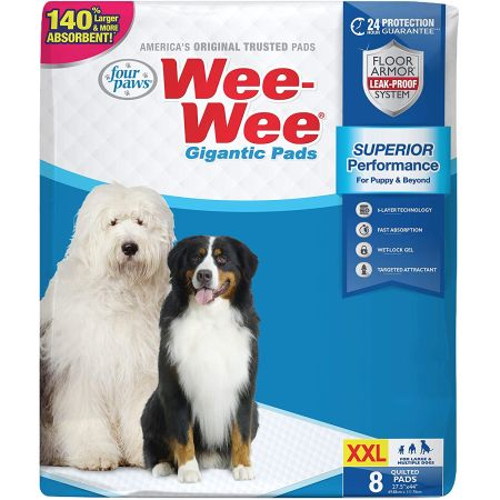 Four Paws Four Paws Gigantic Wee Wee Pads