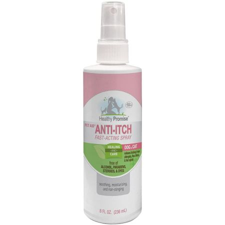 Four Paws Four Paws Pet Aid Medicated Anti-Itch Spray