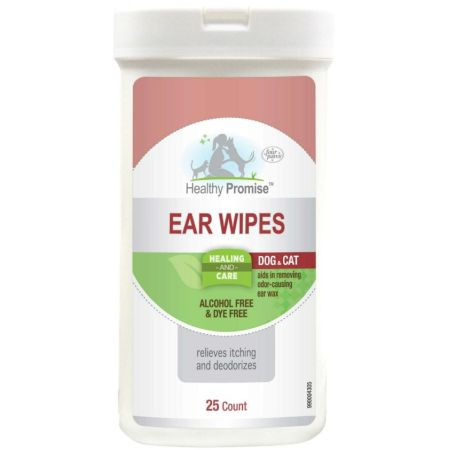 Four Paws Four Paws Ear Wipes for Dogs & Cats
