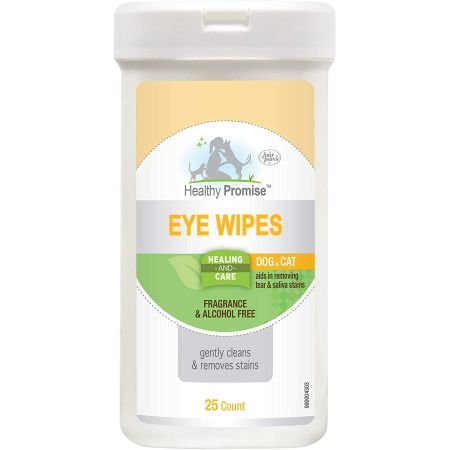 Four Paws Four Paws Eye Wipes for Dogs & Cats