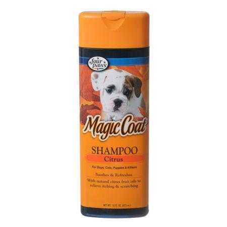 Four Paws Magic Coat Organic Citrus Shampoo