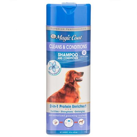 Four Paws Magic Coat 2 in 1 Shampoo Plus Conditioner