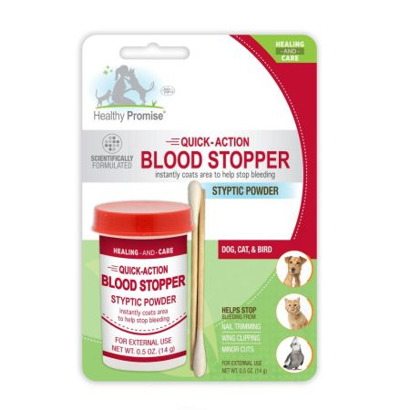 Four Paws Four Paws Quick Blood Stopper Antiseptic Styptic Powder