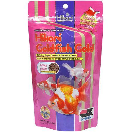 Hikari Gold Fish Gold - Baby Pellet alternate view 1