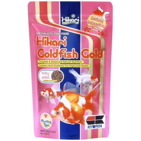 Hikari Gold Fish Gold - Baby Pellet alternate view 2