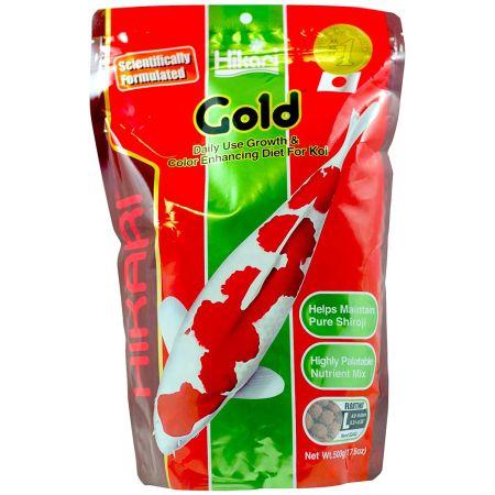 Hikari Hikari Gold Color Enhancing Koi Food - Large Pellet