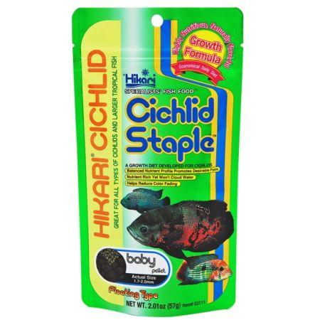 Hikari Cichlid Staple Food - Baby Pellet