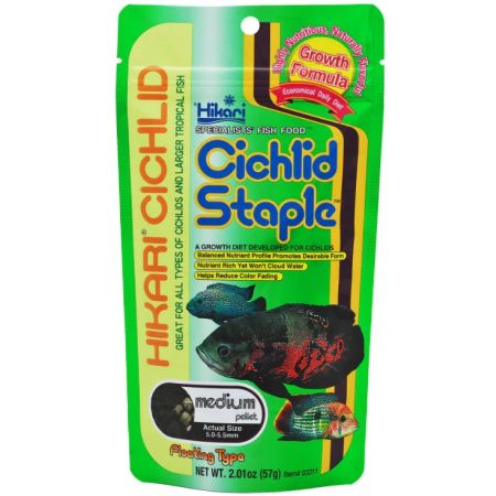Hikari Hikari Cichlid Staple Food - Medium Pellet
