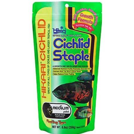 Hikari Cichlid Staple Food - Medium Pellet alternate view 2