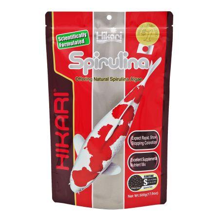 Hikari Hikari Spirulina Koi Fish Food - Mini Pellet