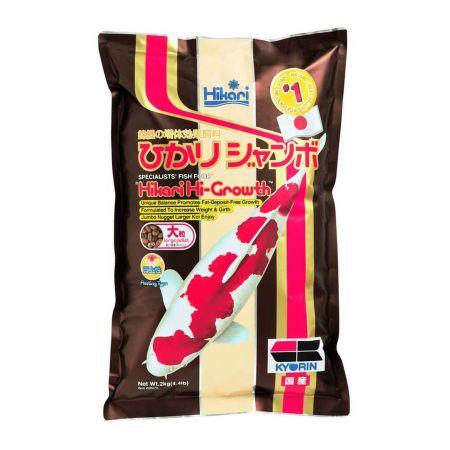 Hikari Hikari Hi-Growth Koi Food - Large Pellet