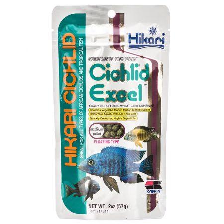 Hikari Hikari Cichlid Excel - Medium Pellet