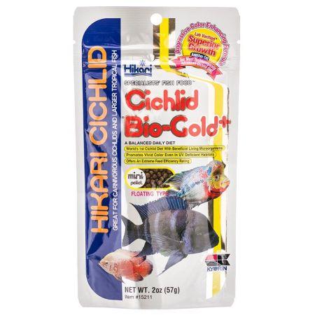 Hikari Hikari Cichlid Bio-Gold + (Mini Pellet)