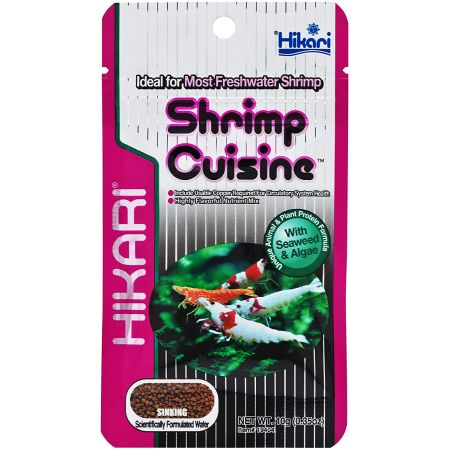Hikari Hikari Shrimp Cuisine Mini Wafer