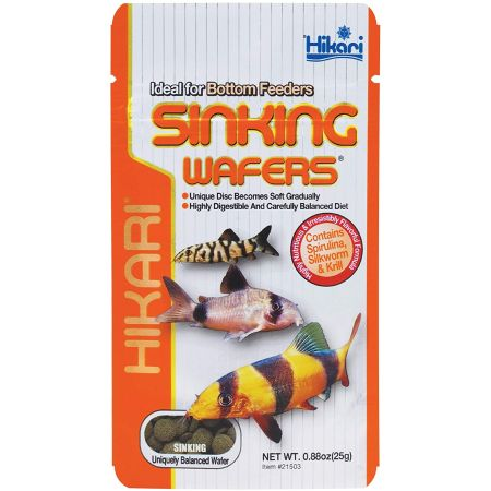 Hikari Sinking Wafers for Bottom Feeding Fish