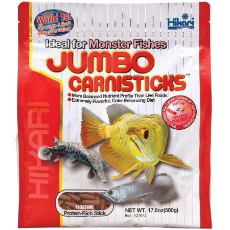 Hikari Jumbo CarniSticks alternate view 2