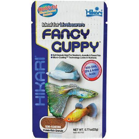 Hikari Fancy Guppy Fish Food