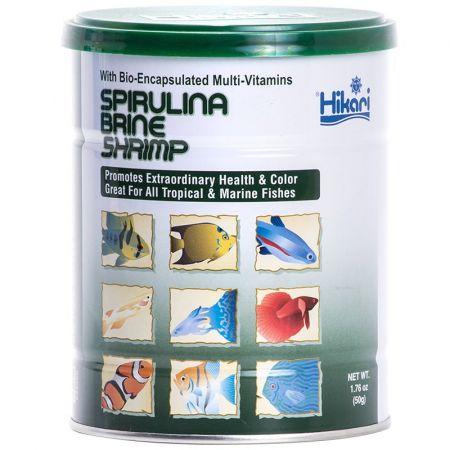 Hikari Hikari Spirulina Brine Shrimp - Freeze Dried
