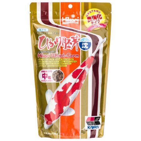 Hikari Hikari Sinking Wheat Germ Fish Food - Medium Pellet