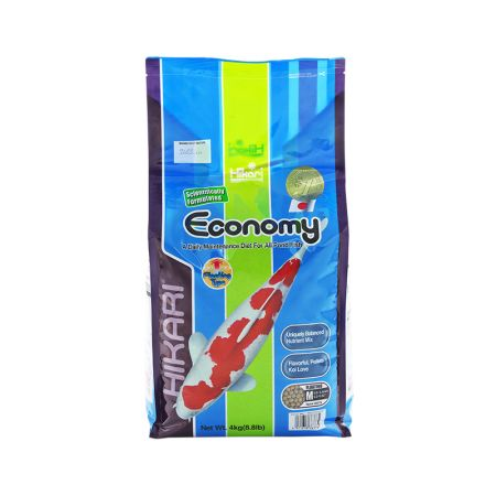 Hikari Hikari Economy Fish Food - Medium Pellet