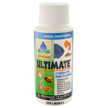 Hikari Aquarium Solutions Ultimate Water Conditioner