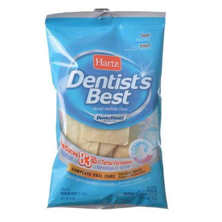 Hartz Hartz Dentist's Best Chips with DentaShield
