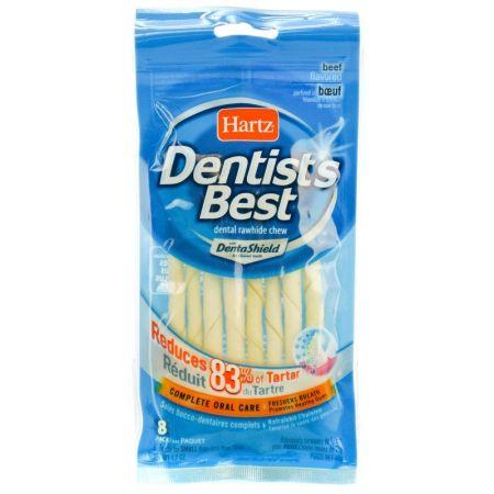 Hartz Hartz Dentist's Best Twists with DentaShield