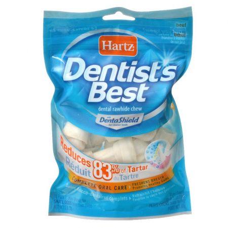 Hartz Hartz Dentist's Best Bones with DentaShield