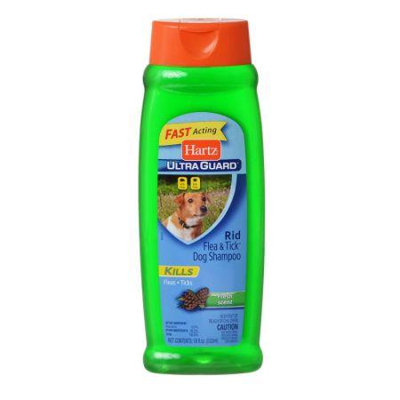 Hartz Hartz UltraGuard Rid Flea & Tick Shampoo - Fresh Scent