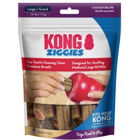 Kong Stuff'n Ziggies - Adult Dogs alternate view 3