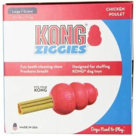 Kong Stuff'n Ziggies - Adult Dogs alternate view 4