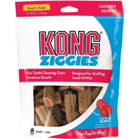 Kong Stuff'n Ziggies - Adult Dogs alternate view 2