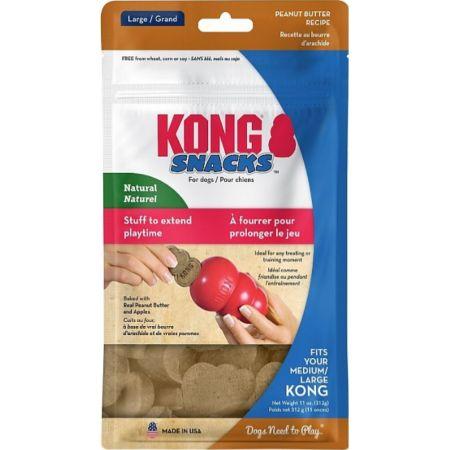 Kong Kong Stuff'n Snacks - Peanut Butter Recipe
