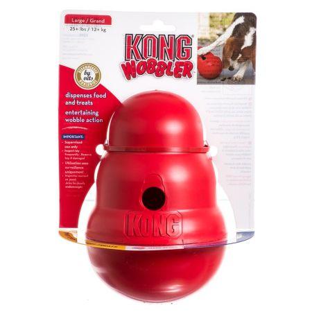 Kong Kong Wobbler Dog Toy