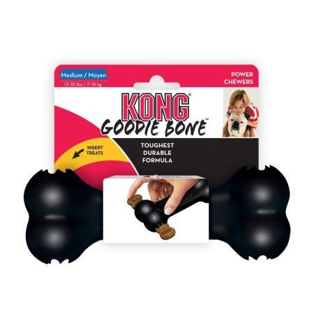 Kong Kong XTreme Goodie Bone - Black