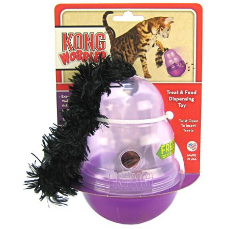 Kong Kong Wobbler Cat Toy
