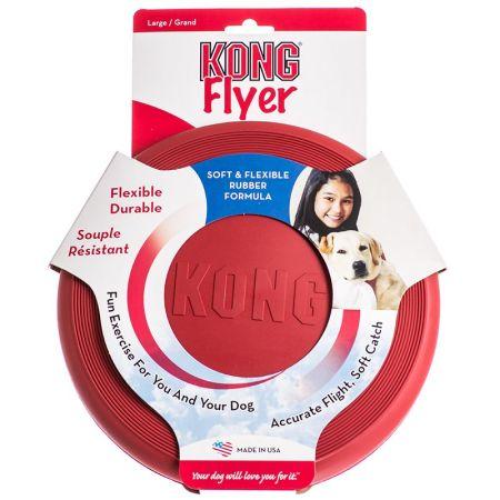 Kong Kong Flyer Dog Disc